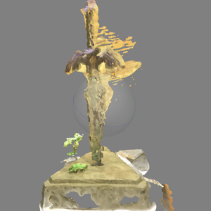 Photogrammetry Mastersword